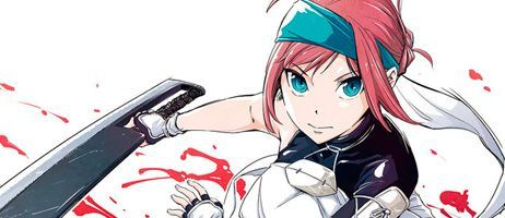 Blue Eyes Sword, la suite de Red Eyes Sword, en avril chez Kurokawa