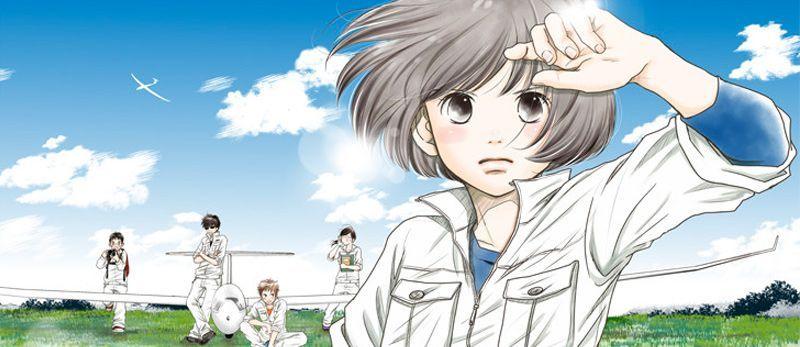 manga - Découvrez un extrait du manga Blue Thermal