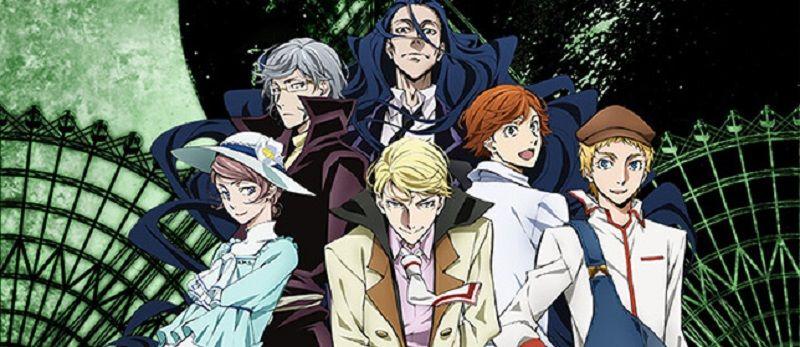 manga - Une troisième saison pour l'anime Bungo Stray Dogs !