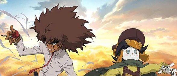 L'anime Cannon Busters est disponible sur Netflix