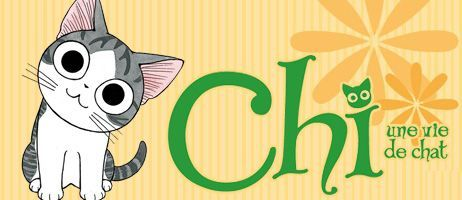 Retour de Chi Chez Glénat Manga !