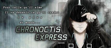 manga - Un financement participatif pour le tome 3 de Chronoctis Express