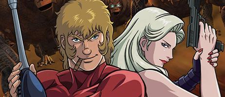 Cobra The Animation s'offre de nouveaux coffrets chez Kazé