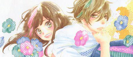 Le shojo Coeur de hérisson chez Kaze Manga