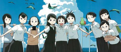 Nobi nobi ! et Takamichi vous offrent Un Coin de Ciel Bleu