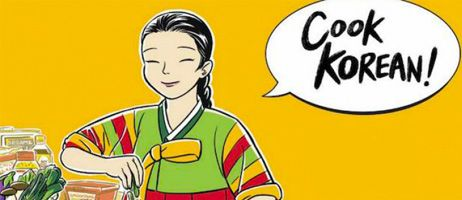 manga - Devenez un chef en cuisine coréenne avec Cook Korean chez Glenat