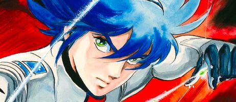manga - Dossier - Cosmo Police Justy