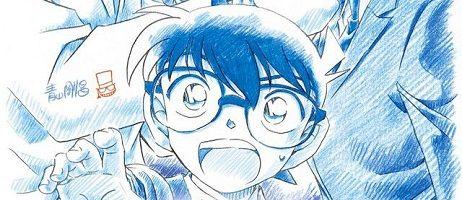 manga - Un teaser pour le prochain film de Détective Conan