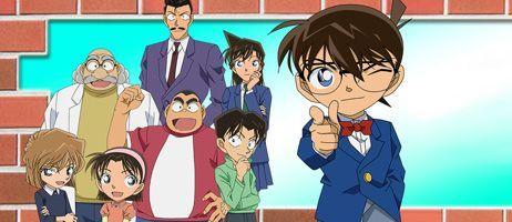 manga - Chronique Anime - Détective Conan - Film 4 : Mémoire assassine