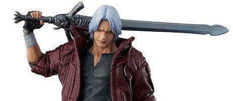 manga - Dante en figurine articulée chez Sentinel