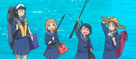 L'anime Diary of Our Days at the Breakwater en simulcast sur Wakanim