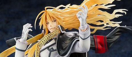 manga - Reinhard de Dies Irae en figurine chez Kotobukiya
