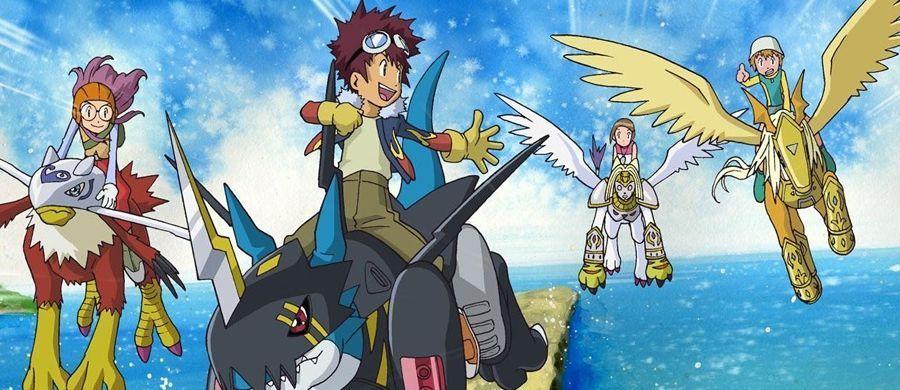 manga - Chronique animation - Digimon Adventure 02 (partie 2)