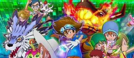 Digimon Adventure : en simulcast sur Crunchyroll