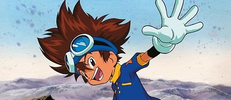 Digimon arrive sur ADN