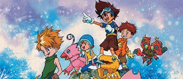 La première série de Digimon disponible sur Crunchyroll