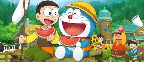 manga - Le jeu Doraemon Story of Seasons est disponible