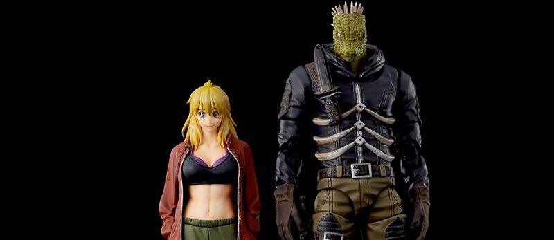 Caiman et Nikaido sont réunis par Sentinel