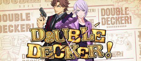 manga - Sunrise annonce la série animée Double Decker