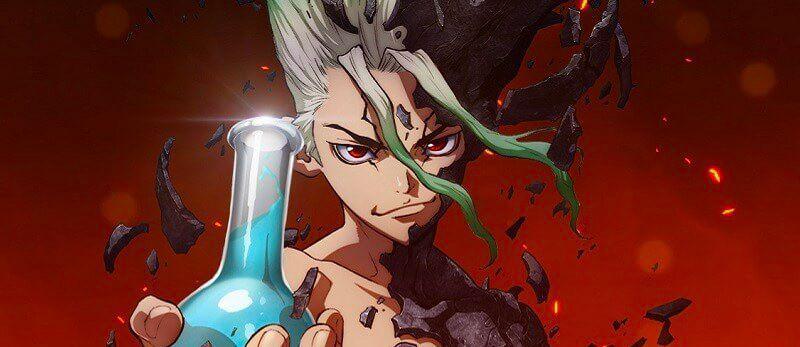 manga - Une bande annonce pour la série animée Dr Stone