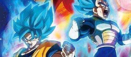 Le film Dragon Ball Super Broly va sortir en France