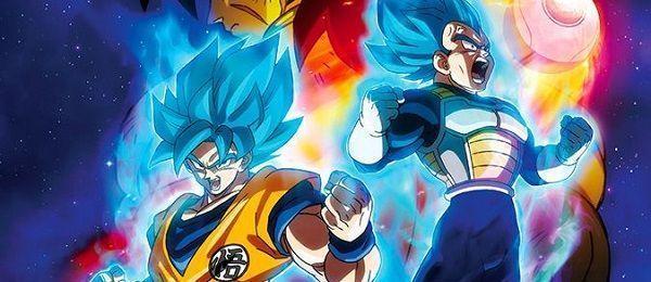 L'animé comics de Dragon Ball Super Broly annoncé par Glénat