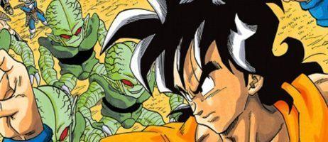 Le manga Dragon Ball Gaiden annoncé chez Glénat