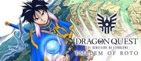 Dragon Quest - Les Héritiers de l'Emblème annoncé chez Mana books