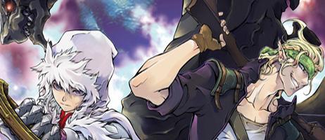 De la dark fantasy avec le manga Drakengard chez Kurokawa