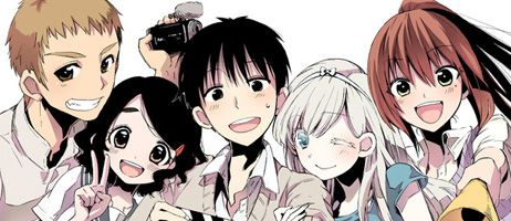 Drop Frame, un manga au scénario imprévisible chez Doki-Doki