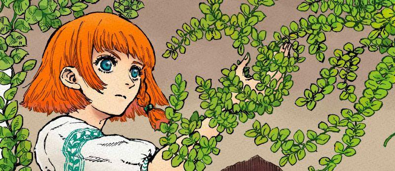 Une date de sortie pour le manga L'Éden des sorcières