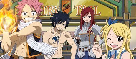 La saison finale de Fairy Tail datée en DVD chez Kana Home Vidéo