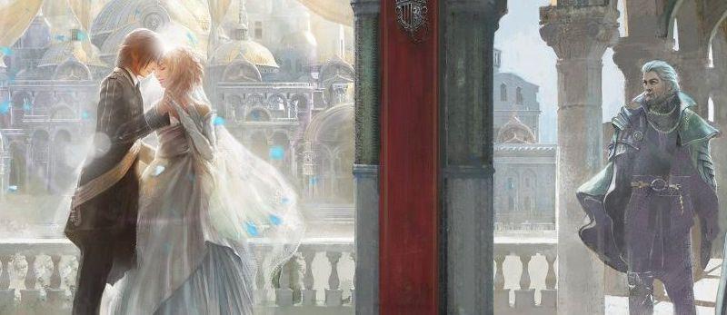 Le roman Final Fantasy XV - The Dawn of the Future annoncé par Mana Books