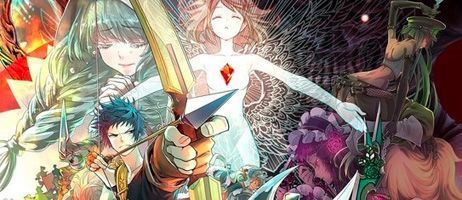 Final Fantasy Lost Stranger, le manga original de la saga Final Fantasy chez Mana Books