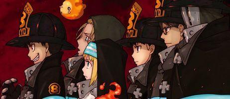 Le catalogue de Kana s'enflamme pour Fire Force d'Atsushi Ohkubo !