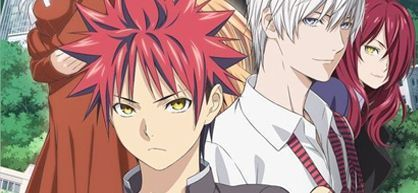 manga - Chronique Animation - Food Wars - The Third Plate