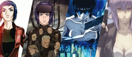 2017, année Ghost in the Shell chez @Anime