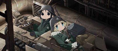 manga - Chronique Anime - Girls' Last Tour