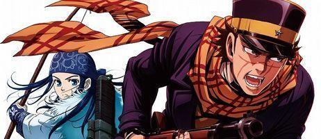 La saison 1 de Golden Kamui en DVD chez @Anime