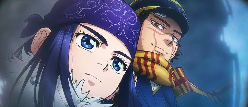La saison 3 de Golden Kamui, Iwakakeru et D4DJ en simulcast sur Crunchyroll