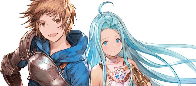 manga - Un extrait et un badge pour le manga Granblue Fantasy chez Pika