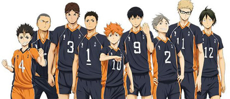 Anime haikyu saison 3 episode 2 15 octobre 2016 for Anne la maison aux pignons verts streaming