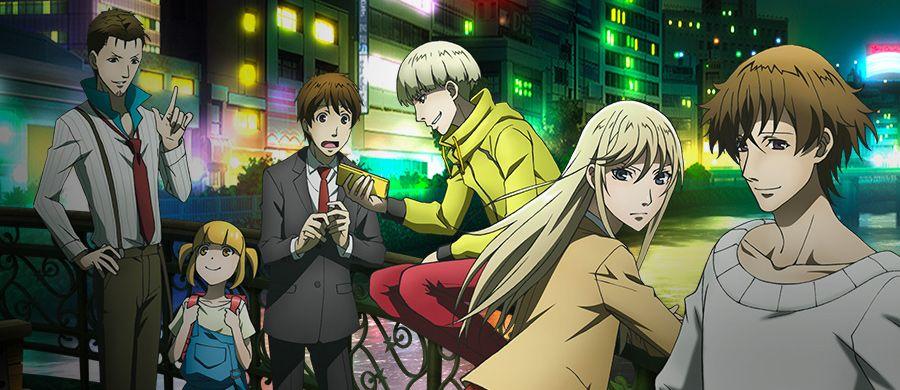 L'anime Hakata Tonkotsu Ramens bientôt en DVD chez @Anime