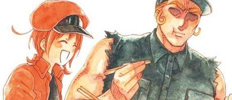 manga - Un nouveau spin-off pour Les Brigades Immunitaires