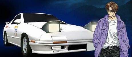 Initial D - Fifth Stage arrive chez Kazé