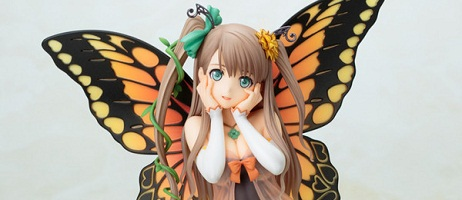 Innocent fairy freesia se pose chez kotobukiya 24 for Anne la maison aux pignons verts streaming
