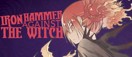 Iron Hammer Against The Witch a paraitre chez Delcourt
