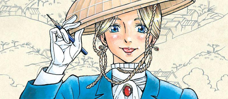 L'aventurière Isabella Bird s'installe chez Ki-oon