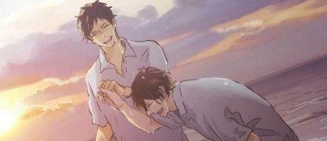 Je pense à toi, nouveau boy's love de Taifu Comics