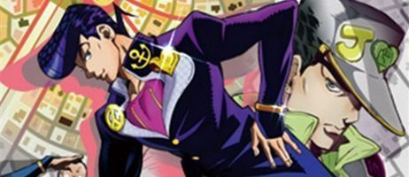 L'anime Jojo's Bizarre Adventure - Diamond is Unbreakable en DVD & Blu-ray chez Kazé